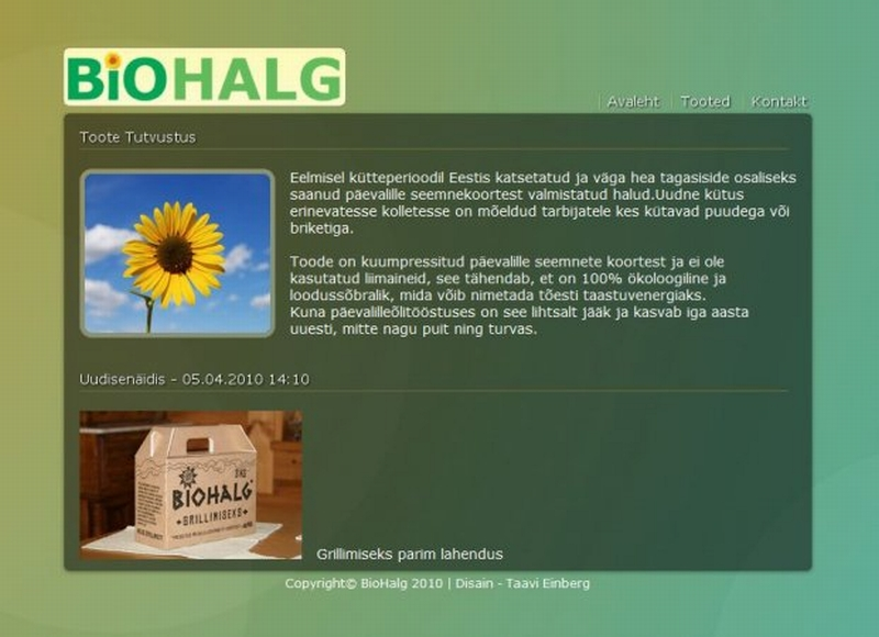 biohalg